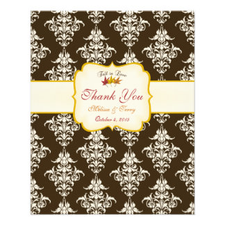 Fall in Love Candy Bar Wrapper 11.5 Cm X 14 Cm Flyer