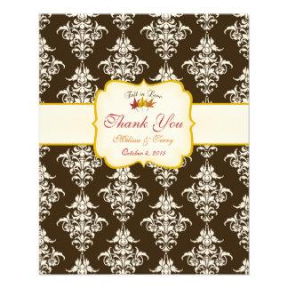 Fall in Love Candy Bar Wrapper 11.5 Cm X 14 Cm Flyer