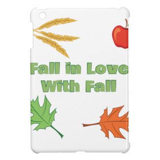 Fall In Love iPad Mini Case