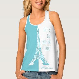 Fall in love | Romantic Paris Singlet