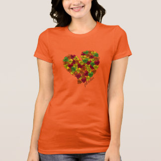 Fall in love-Signature-Multi T-Shirt