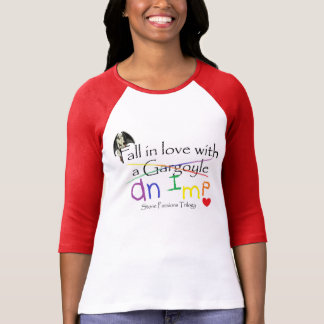 FAll in Love with an Imp Rainbow T-Shirt