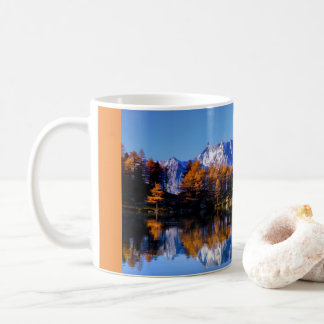 Fall In The Rockies Coffee Mug