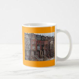 FALL INTO BED-STUY COFFEE MUG