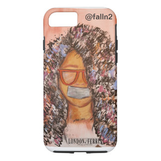 Fall Into my Words iPhone 8/7 Case