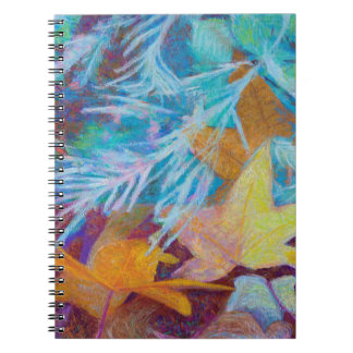 Fall Into Winter Notebook