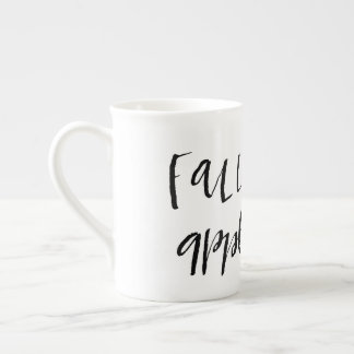 Fall is for Apple Cider Lettering Mug