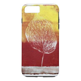Fall Leaf Print iPhone 7 Plus Case