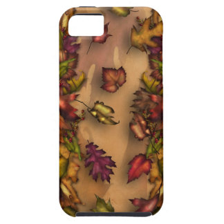 Fall Leaves Autumn Harvest iPhone4 Tough iPhone 5 Case