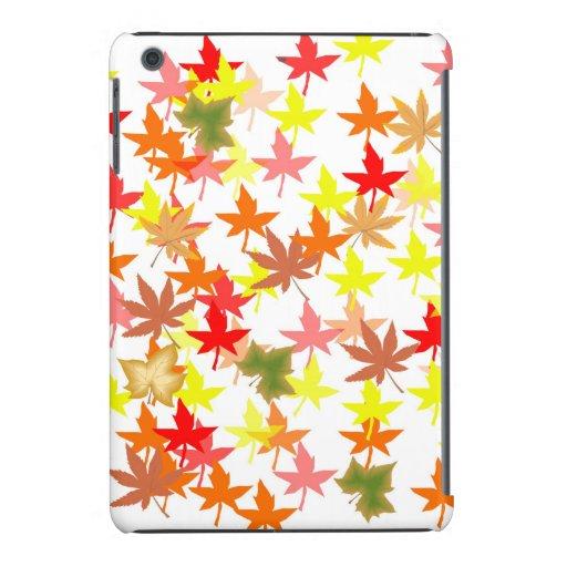 Fall Leaves iPad Mini Retina Covers