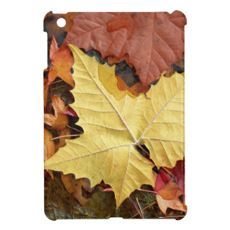 Fall Leaves Case For The iPad Mini