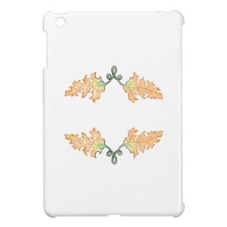 FALL LEAVES FRAME iPad MINI CASE