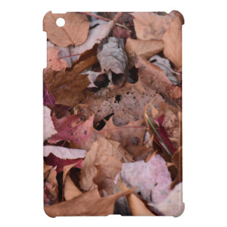 Fall leaves in the Smoky Mountains iPad Mini Covers