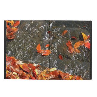 Fall Leaves in Waterfall I Autumn Photography Powis iPad Air 2 Case