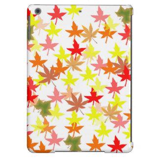 Fall Leaves iPad Air Cover