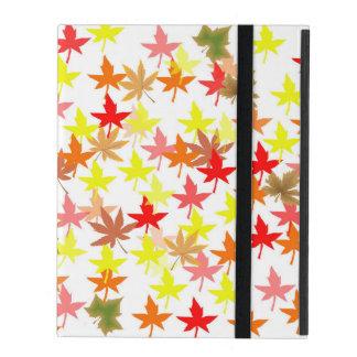 Fall Leaves iPad Covers