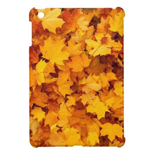 Fall Leaves Case For The iPad Mini
