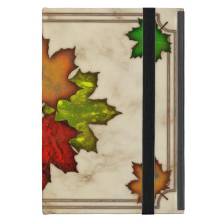 Fall Leaves iPad Mini Case