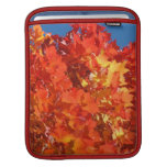 Fall Leaves iPAD sleeves gifts Holiday Harvest