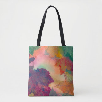 Fall Leaves New England Totebag Tote Bag