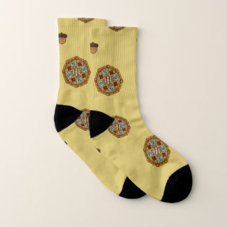 Fall Nouveau Socks 1