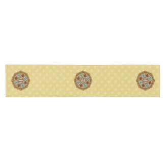 Fall Nouveau Table Runner