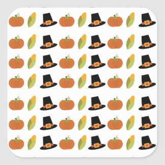 Fall Party Stickers
