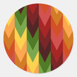 Fall Pattern NO.1: Stickers