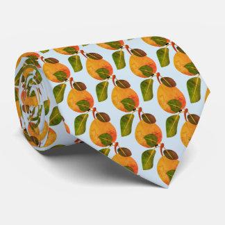 Fall Pears Fruit Tie