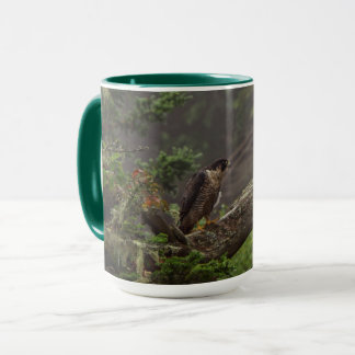 Fall - Peregrine Falcon Mug