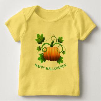 Fall Pumpkin Baby T-Shirt