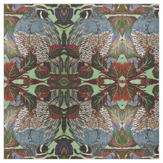 Fall Quail Guard Fabric