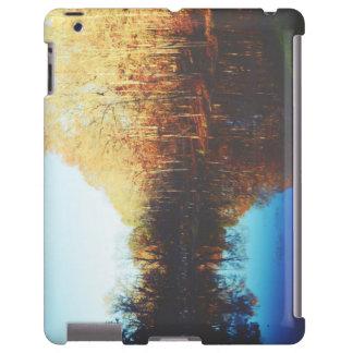 Fall Reflection iPad Case