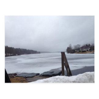 Fall River, Nova Scotia Canada Postcard