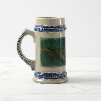 Fall River Rainbow Trout Beer Stein