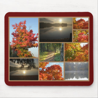 Fall Scenes 1 Mousepad
