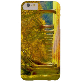 fall season barely there iPhone 6 plus case