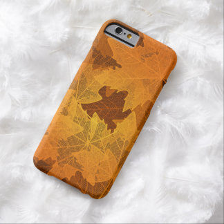 Fall Season Barely There iPhone 6 Case
