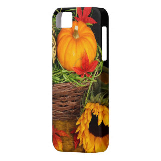 Fall Season Harvest Happy Thanksgiving iPhone 5 Case