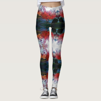 Fall Season Leggings