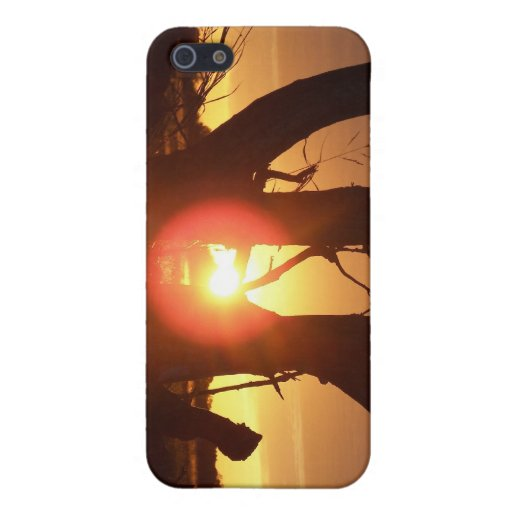 Fall Sunset i Cases For iPhone 5