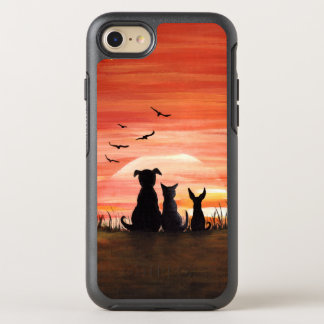 Fall Sunset OtterBox Symmetry iPhone 8/7 Case