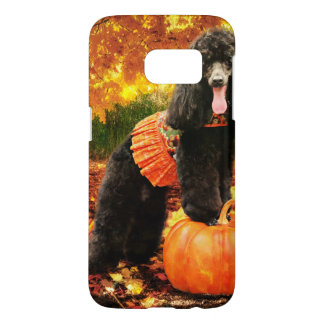 Fall Thanksgiving - Gidget - Poodle
