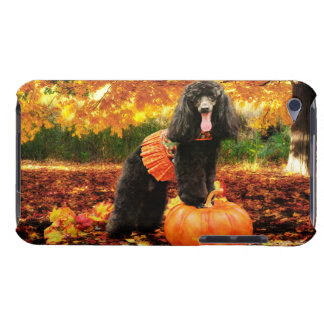 Fall Thanksgiving - Gidget - Poodle Case-Mate iPod Touch Case