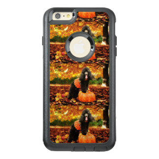 Fall Thanksgiving - Gidget - Poodle OtterBox iPhone 6/6s Plus Case