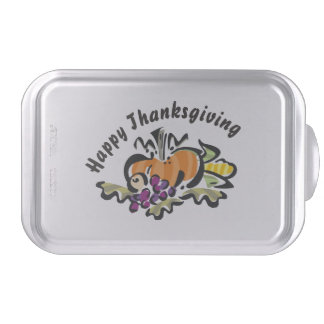Fall Thanksgiving Harvest Cake Pan