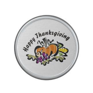 Fall Thanksgiving Harvest Speaker