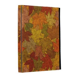 Fall Token iPad Folio Cases