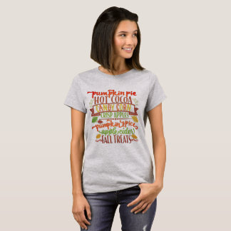 Fall Treats T-Shirt