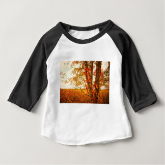 Fall Tree Great Meadows National Wildlife Refuge Baby T-Shirt